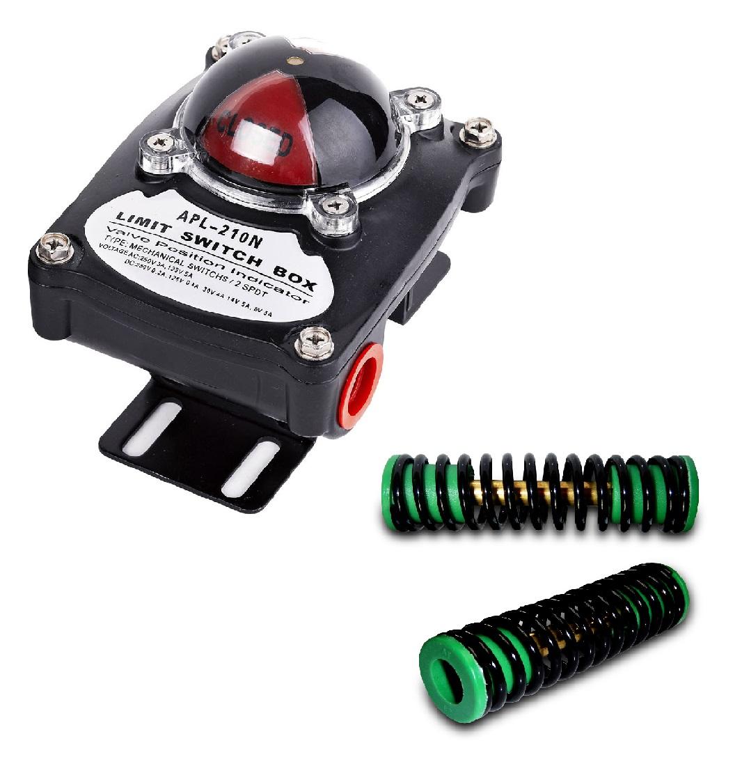 Componentes de accionamientos neumáticos