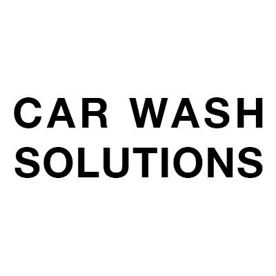 Soluciones dedicadas de lavado de autos