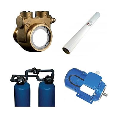 Tratamiento y filtración de agua