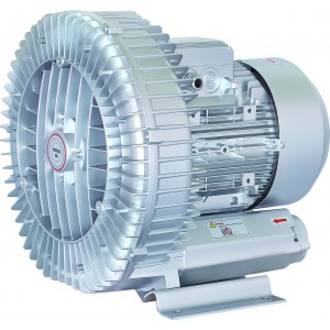 Soplador de canal lateral, bomba de aire Vortex, turbina, bomba de vacío SC-7500 7,5KW
