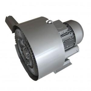Soplador de canal lateral, bomba de aire Vortex, turbina, bomba de vacío con dos rotores SC2-4000 4KW