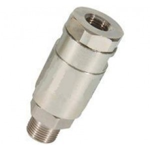 Ajuste giratorio directamente a la manguera de presión lavar 1/4, 3/8 pulgada