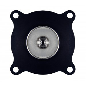 Diafragma a válvulas de solenoide serie 2N 15,20,25 VITON