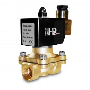 Electroválvula 2N25 1 pulgada EPDM + 130C