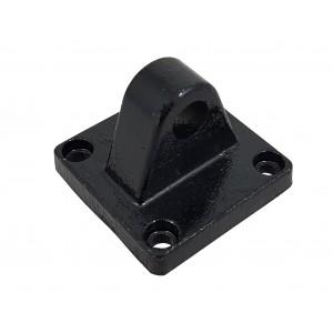 Actuador de CA con brida oscilante SC 100 mm