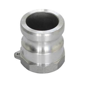 Conector Camlock - Tipo A 1 1/4 pulgada DN32 Aluminio