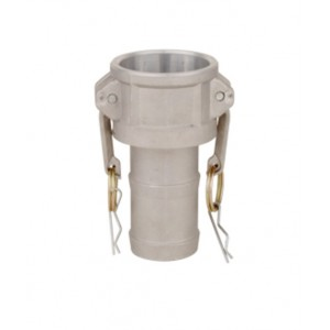 Conector Camlock - Tipo C 1 1/2 pulgada DN40 Aluminio