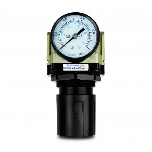 Manómetro regulador reductor 1/2 pulgada AR4000-04