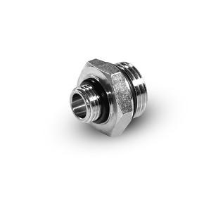 Tetina de reducción 1/4 - 1/8 inch G01-G02 O-rings