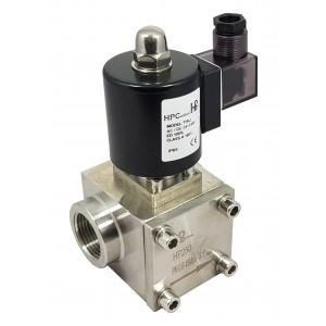 Electroválvula de alta presión HP250 150bar