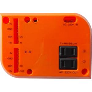 Dispositivo de protección contra un generador de impulsos
