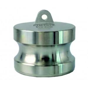 Conector Camlock - tipo DP 1/2 pulgada DN15 SS316