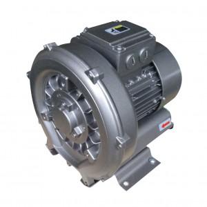 Ventilador de canal lateral, bomba de aire Vortex, turbina, bomba de vacío de dos rotores SC2-1100 1,1KW