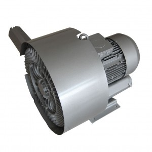 Ventilador de canal lateral, bomba de aire Vortex, turbina, bomba de vacío con dos rotores SC2-3000 3KW