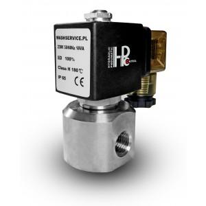 Válvula solenoide RM22-05 1/4 pulgada acero inoxidable ss316 230V 12V 24V