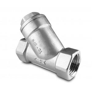 Setter de filtro de ángulo de 1 pulgada de acero inoxidable SS304