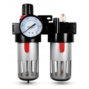 Lubricador del regulador del deshidratador del filtro FRL 1/2 pulgada fijado al aire BFC4000