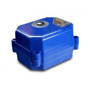 Actuador eléctrico de la válvula de bola 9-24V DC A80 7 hilos