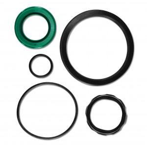 Establecer selladores para el actuador SC con diámetro de pistón de 32 mm