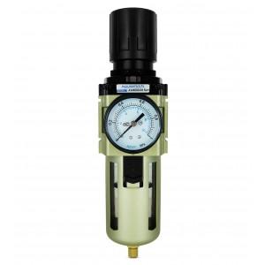 Manómetro regulador reductor deshidratador filtro 3/4 inch AW4000-06