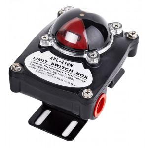 Extremo a presión del cilindro neumático AT