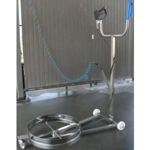 Dispositivo para lavar el chasis del automóvil - lavado del chasis del automóvil