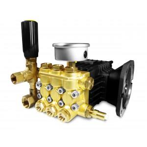Bomba de presión WS15 para lavar con accesorios 15 l / min, máximo equivalente a 250bar CAT350