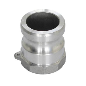 Conector Camlock - Tipo A 1/2 pulgada DN15 Aluminio