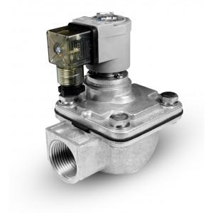 Válvula de solenoide de pulso para la limpieza del filtro MV20T de 3/4 de pulgada