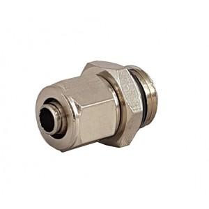 Conexiones rápidas para tubo 6/4 con rosca 1/8 pulgadas RPC 6/4-G01