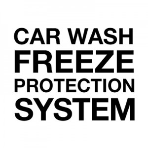 Sistema de protección anticongelante para lavado
